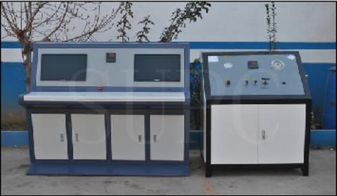 蓄能器水压爆破试验机|蓄能力水压强度测试台