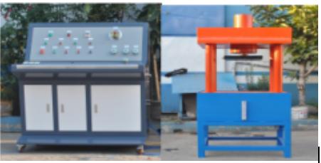 轴承冷却水道水压密封性试验机|轴承--水压试验机-计算机水压压力曲线测试台