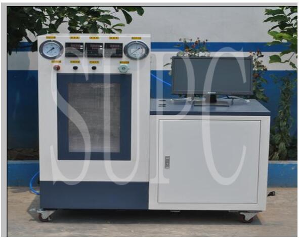 塑料罐爆破水压试验机|塑料桶耐水压爆破试验机