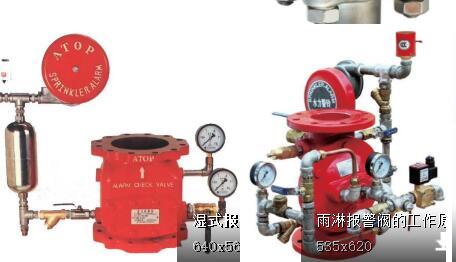 消防报警阀压力测试台|消防阀门水压测试台|报警阀水压试验机