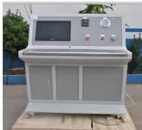 不锈钢卡压式管件气压试验机|卡压式管件气压测试台