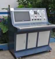 不锈钢卡压式管件负压试验机|卡压式管件真空测试台