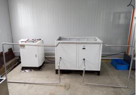 卡压式管件冷热水交替试验机|薄壁管件冷热水温度循环测试台