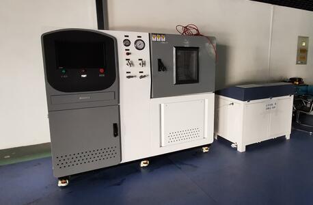 电子水冷组压力循环试验机|散热板压力脉冲试验机