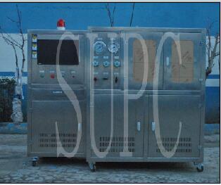 燃油管、水管脉冲压力循环试验机