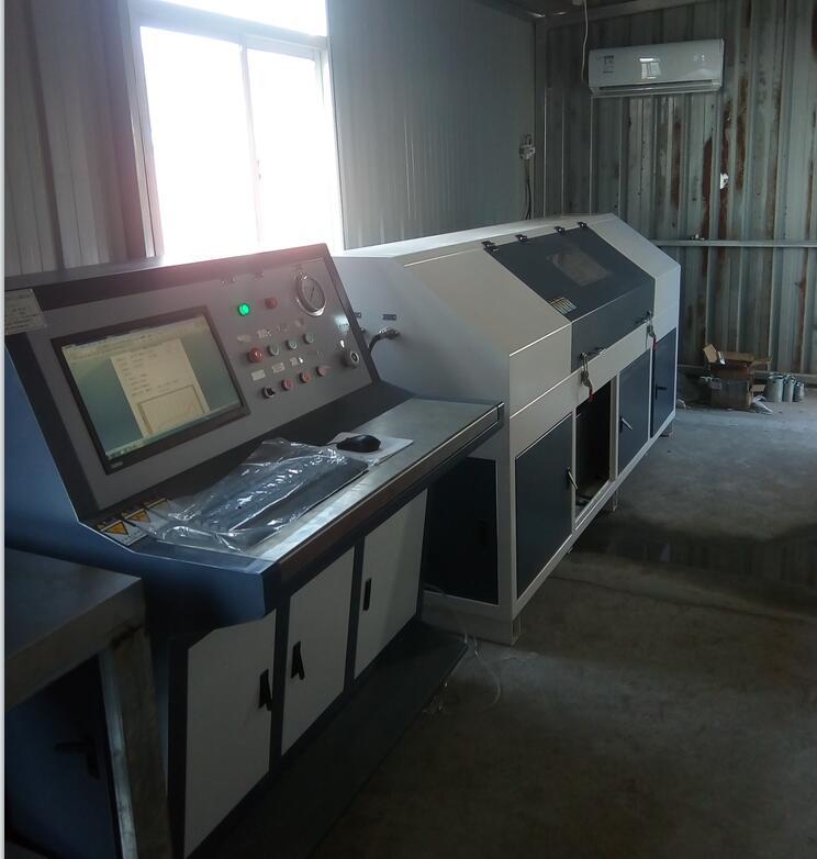 消防管件压力测试台|消防管道水压试验台|管道水压机