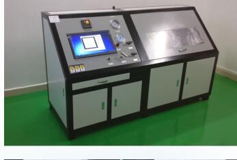 焊接换热器水压爆破试验机|焊接铜管水压爆破机|阶段保压测试