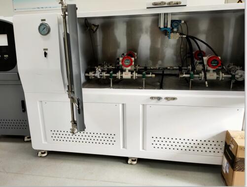 冷却板流量压差试验机|冷却管路压力损失流阻试验机