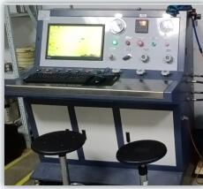 氢气软管水压试验机|充气管件水压测试台(新能源)