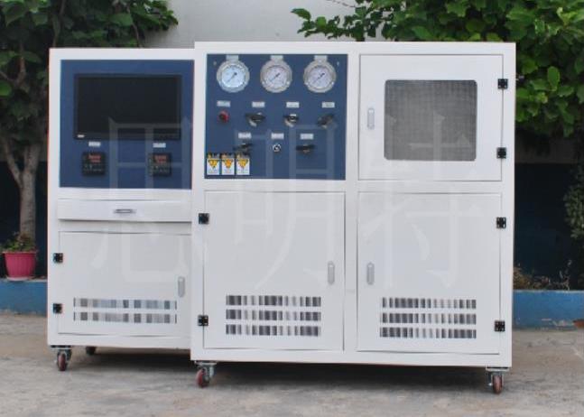 中冷器脉冲试验机|中冷器压力疲劳测试台